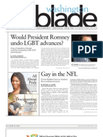 Washingtonblade.com - Volume 43, Issue 24 - June 15, 2012