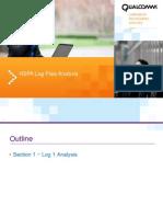 HSPA Log Files Analysis