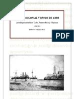 La Crisis de 1898 y La Guerra Colonial