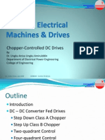 6 Chopper Controlled DC Drives