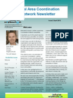 LAC Network Newsletter Vol 2 April 2012