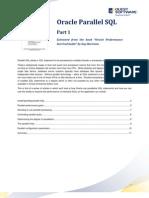 Oracle Parallel SQL Part 1[1]