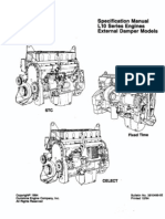 3810498 Specifications Manual l10 Series Engines External Damper Models