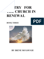 Poetry for the Church in Renewal Book 3