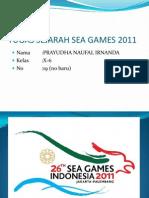 Tugas Sejarah Sea Games 2011