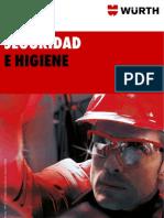Catalogo Seguridad e Higiene