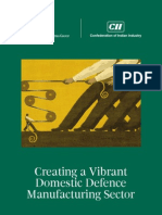 Creating a Vibrant Domestic Defence Manufacturing Sector V5
