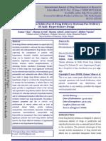 Anti-hypertensive Paper
