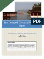 2010SeaDumpedChemicalWEapons Japan Sato