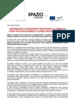 Cs Sharing Progetto Spazio