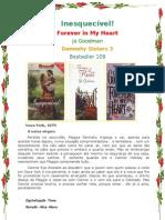 Bestseller - 109  - Inesquecível - [Irmãs Dennehy 3]