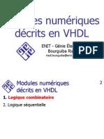 Modules VHDL