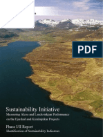 Iceland Sustainability Final Report