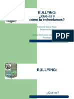 Bullying Padres y Apoderados