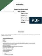 Bison Dissertation
