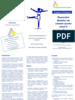 Desenvolver ginástica em contexto escolar (nível 2)