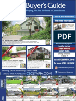 Coldwell Banker Olympia Real Estate Buyers Guide June 16th 2012
