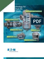Eaton Gas-Liquid Separator Catalog