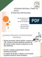 Hipertensión Arterial, Fibra v (1)