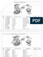 156 Fm1 Engine