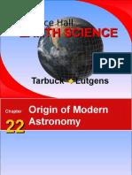 22.Origin of Modern Astronomy