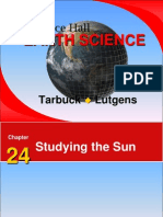 24.Studying the Sun