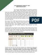 Analisis Independent Samples T Test Menggunakan PSPP 2