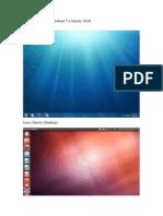 Comparação entre Windows 7 e Ubuntu 12