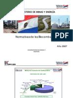 Normativas de Los Bicombustibles