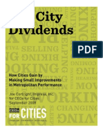 City Dividends