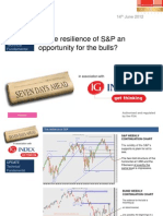 The Resilience of S&P IG