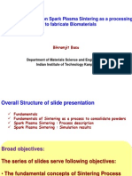 Spark Plasma Sintering - Fundamentals