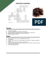 Vocabulary Chocolate (Key)