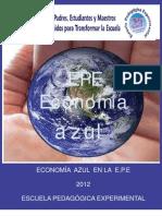 Economia Azul -Avances desde la Escuela Pedagogica Experimental