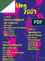 Kinderfaschingsball 2009