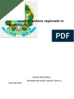 Brazilia- putere regionala in ascensiune