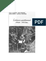 Lietuvos partizanai 1944 - 1953m.
