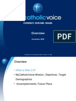 MyCatholicVoice 122008