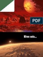 Planeta Marte en Agosto 2012