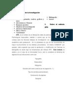Guía básica para el diseño de investigaciones
