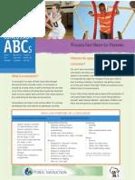 parent concussion info form