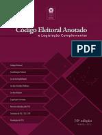 TSE Codigo Eleitoral 2012 Anotado