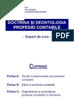 Doctrina Si Deontologia Profesiei Contabile