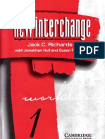 New Interchange 1- Workbook