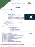 USPTO TTABVUE docket (as of 6-14-12) - RLX RALPH LAUREN