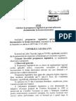Aviz Consiliu Legislativ Arhivarea Documentelor Electronice RO