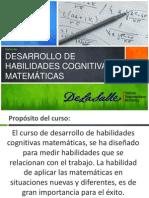 habilidad matemática