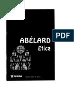 Abelard Etica