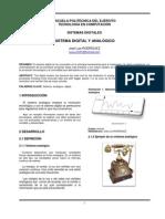 Sistemas Analogicos y Digitales