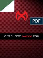 catálogo Mox